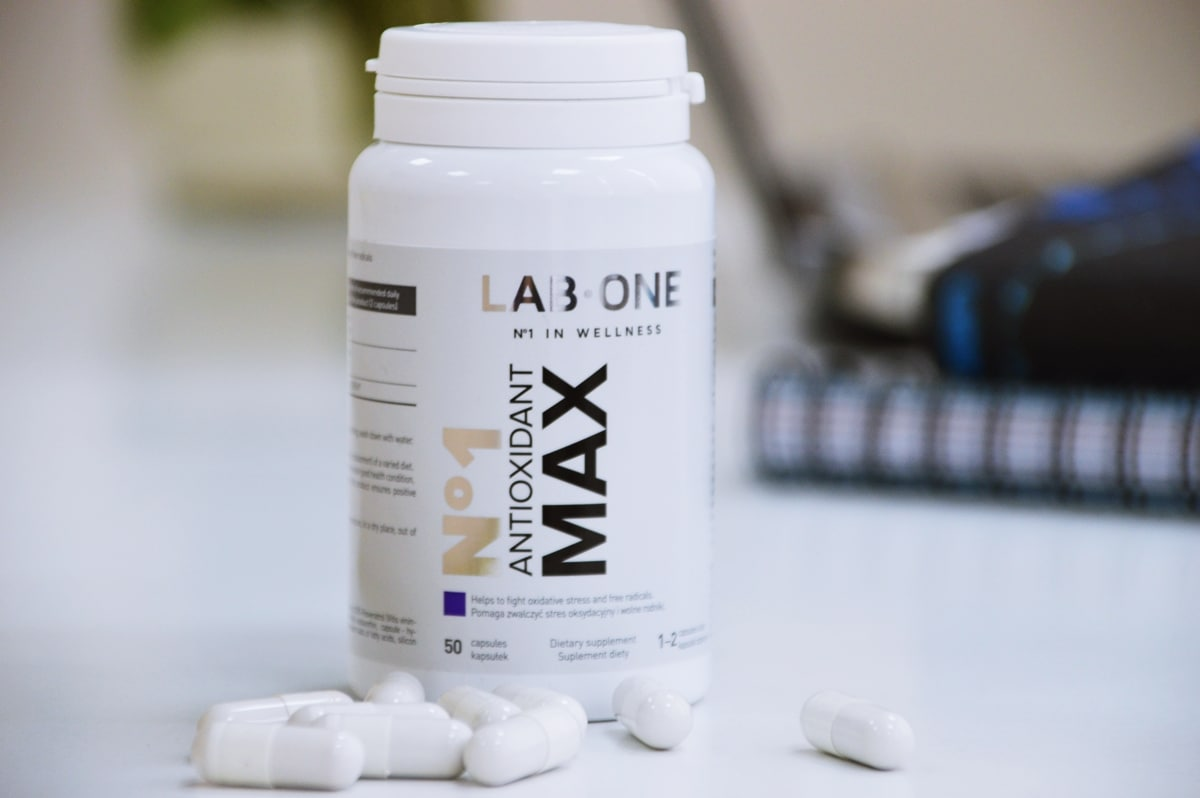 N°1 Antioxidant Max - suplement diety